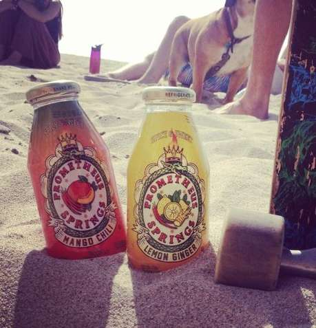 Refreshingly Spicy Summer Drinks