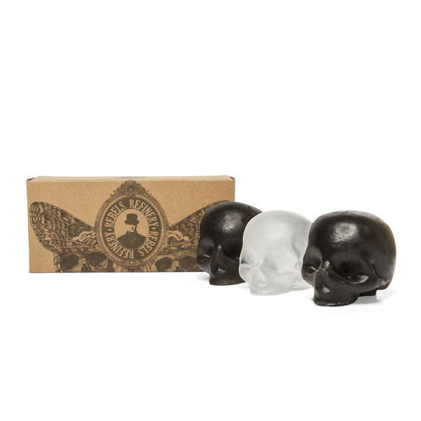 Skull-Shaped Face Soaps