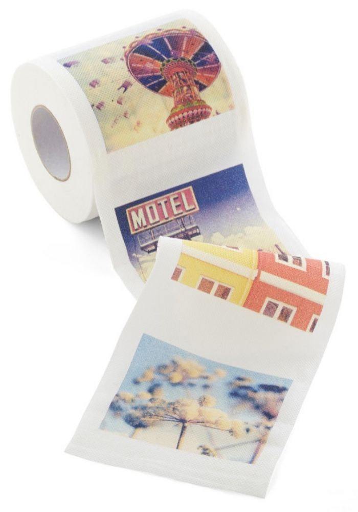 Photography Toilet Paper