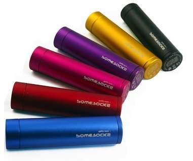 Lipstick-Sized Gadget Chargers