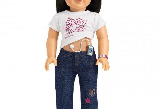 Educational Diabetic Dolls