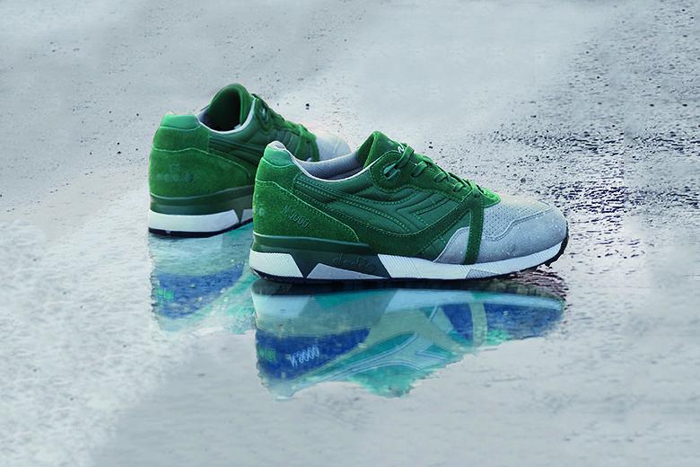 Reflective Retro Sneakers