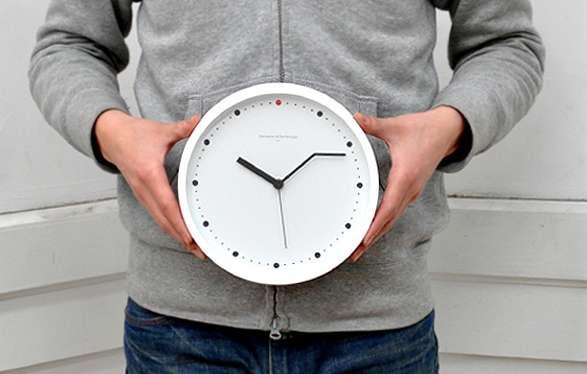 Crooked-Handed Clocks