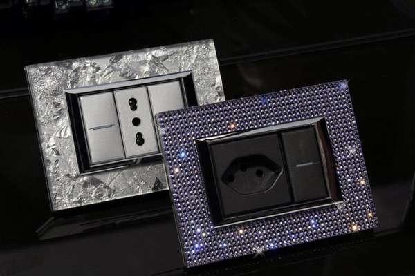Swarvoskified Switch Plates
