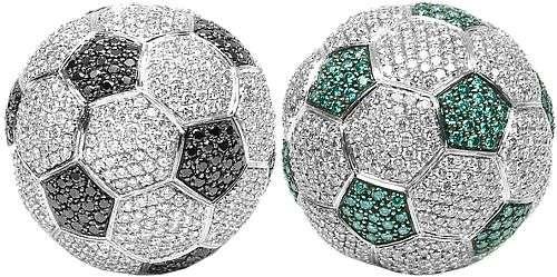 Diamond Soccer Balls