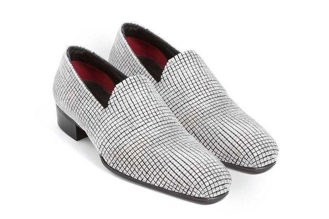 Decadent Diamond Loafers