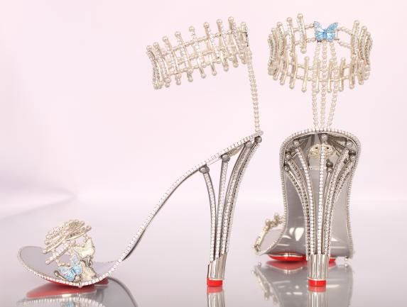 Bank-Breaking Diamond Stilettos