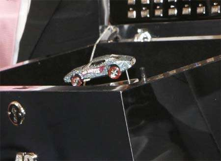 Diamond Studded Toy for Charity