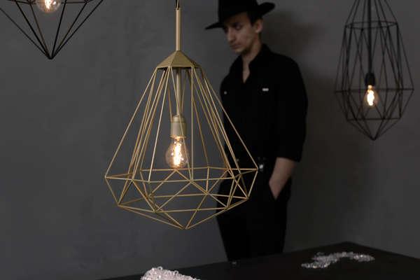 Precious Gem-Inspired Lighting