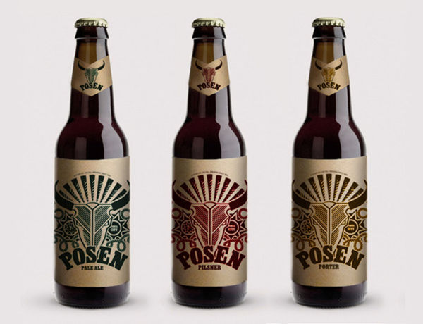 Ranch-Inspired Beer Branding
