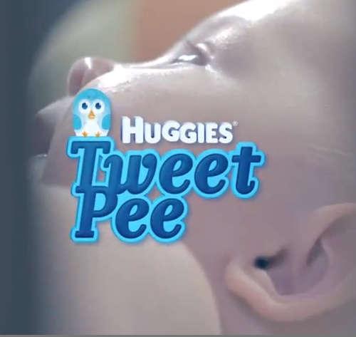 Social Media Diaper Alerts