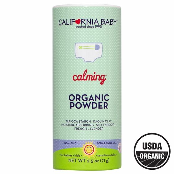 Plant-Based Diaper Powders