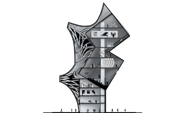 Complex Compound Towers