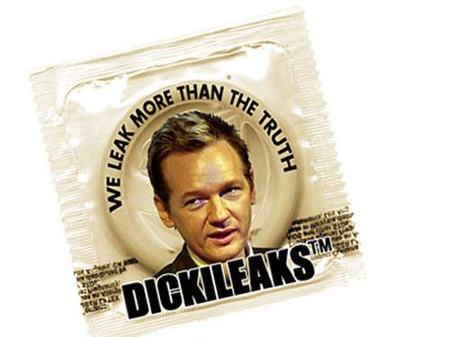 DickiLeak Condoms