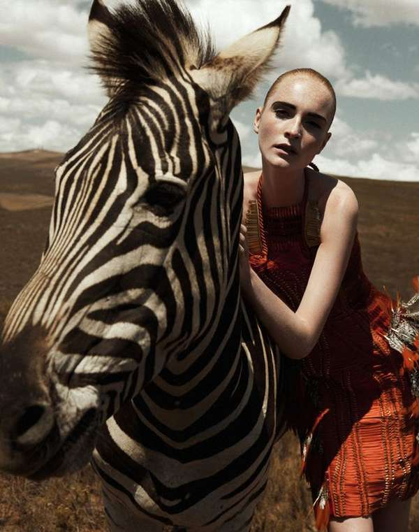 Exotically Enticing Editorials