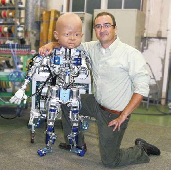 Freaky Robo-Babies