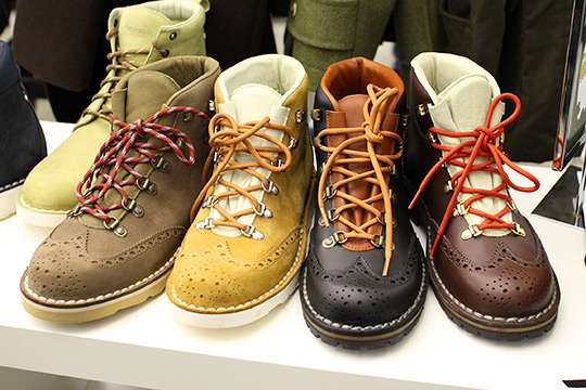 Diemme Wingtip Mountain Boots