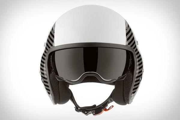 Helicopter Pilot-Inspired Helmets