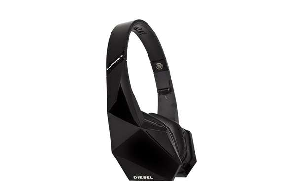 Geometric Tri-Fold Headphones