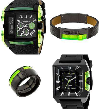 Highlighter Watch Accents