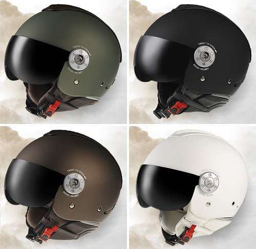 Head-Turning Helmets