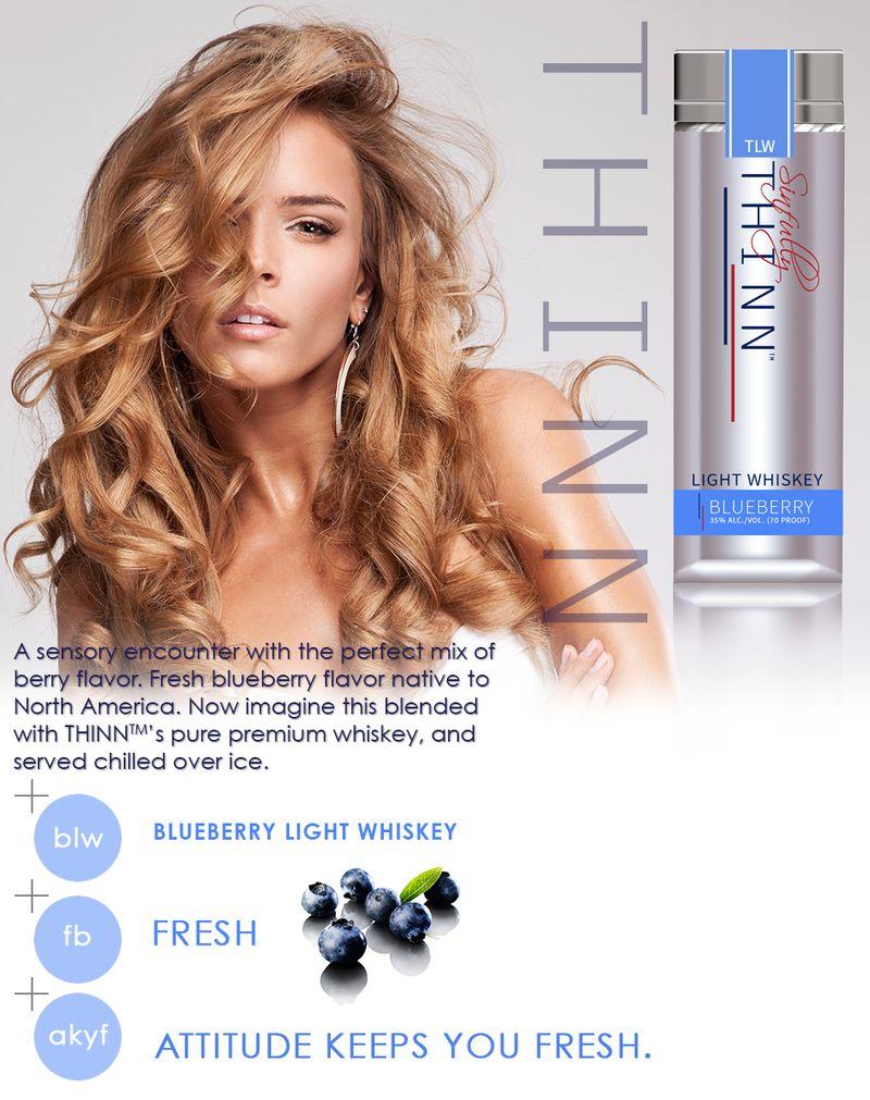 Light Blueberry Whiskeys