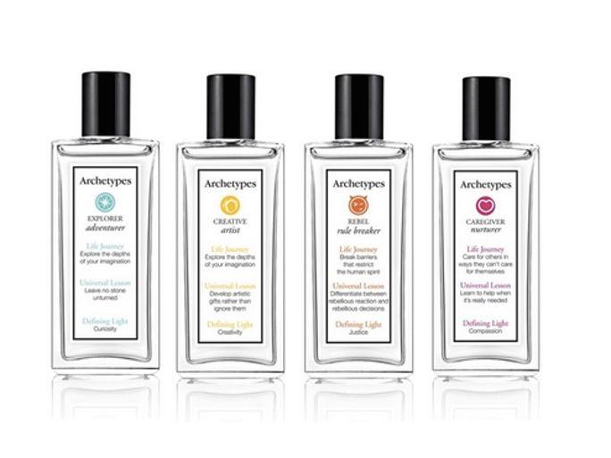 Personality-Based Perfumes