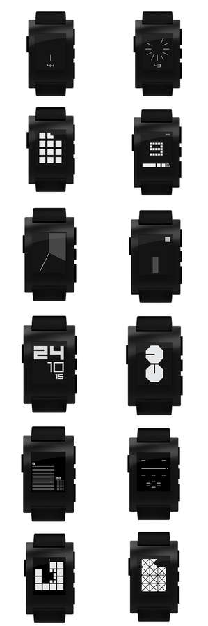 Confusingly Cryptic Watches