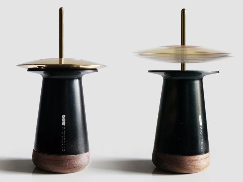 Rotating Oil Diffusers Diffuser Design