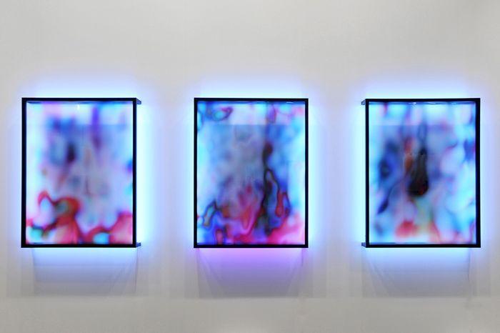 Digital Algorithm Paintings