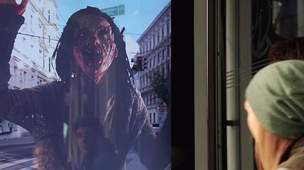 Terrifying Digital Billboards