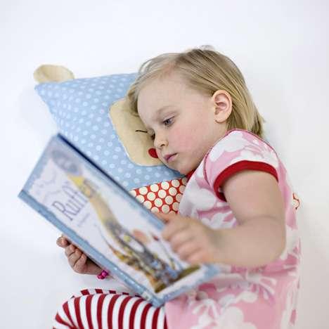 Digital Book Pillows