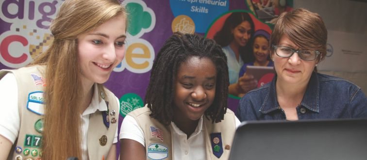 Girl-Targeted Tech Platforms