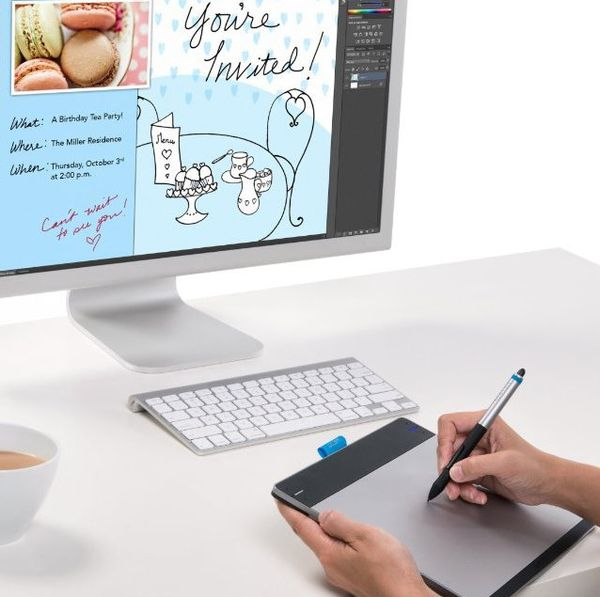 Digital Sensory Drawing Tablets