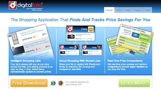 Clever Comparative Shopping Sites