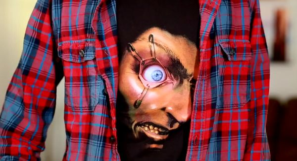 Gruesome Digital Halloween Costumes