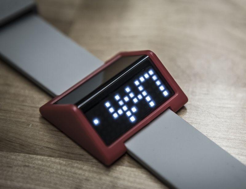Modern Triangular Timepieces
