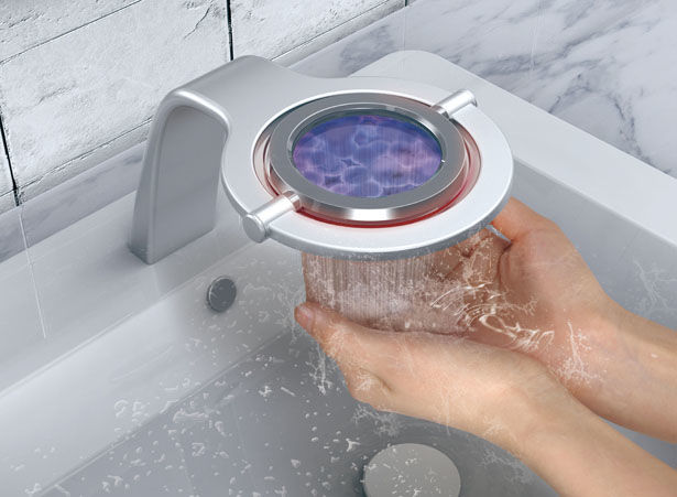 Germ-Magnifying Faucets