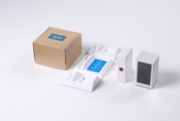 Minimalist Gadget Boxes