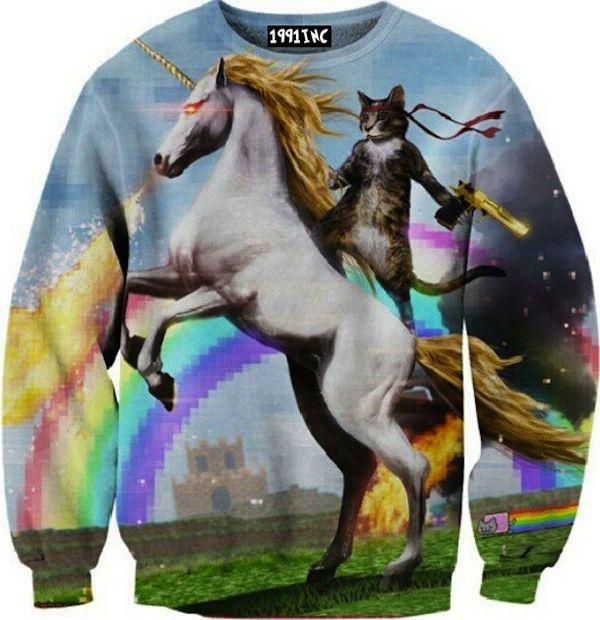 Glorious Geek-Infused Sweaters