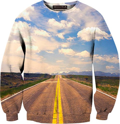 Empty Highway Sweatshirts