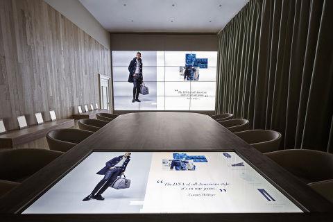 Digital Retail Showrooms
