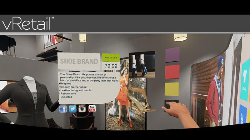 VR Retail-Enabling Platforms