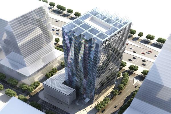 Digital Soundscape Buildings