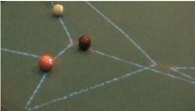 Digitally-Assisted Billiards