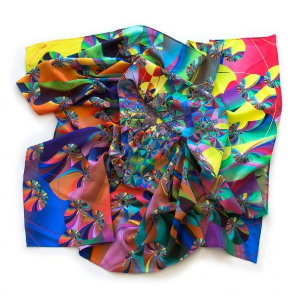 Psychedelic Scarf Accessories