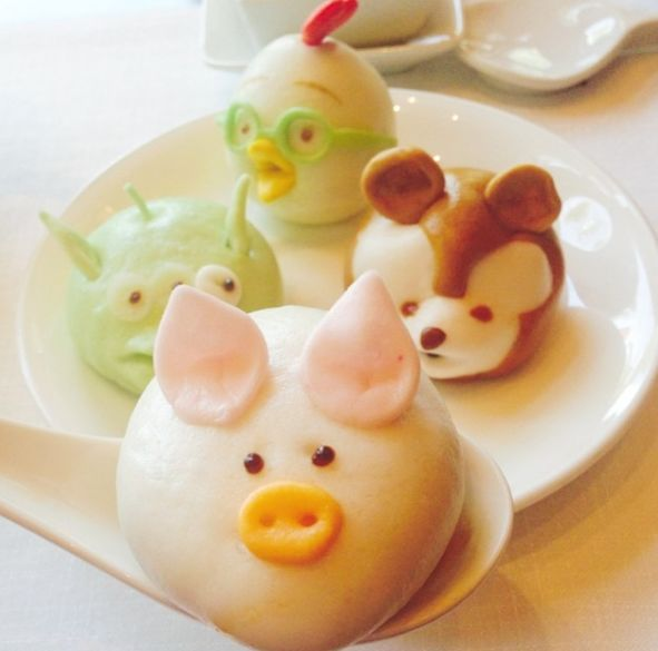 Branded Disney Dumplings
