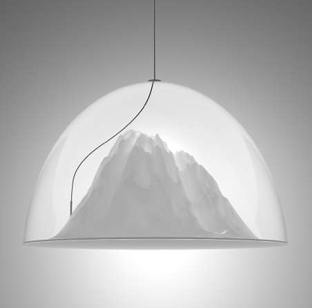 dima loginoff mountain view lamp