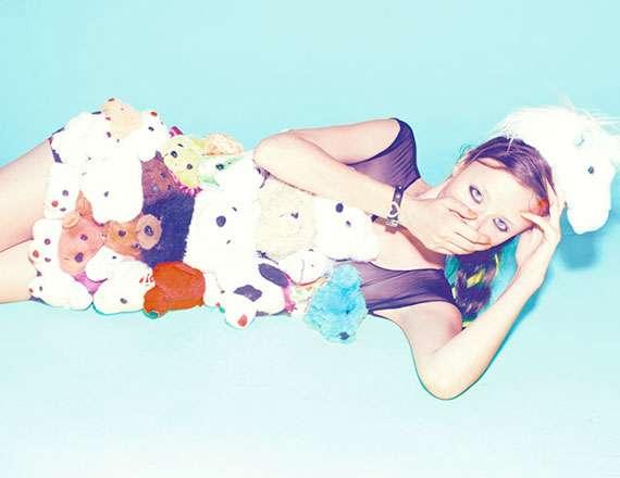Teddybear Mini Dresses