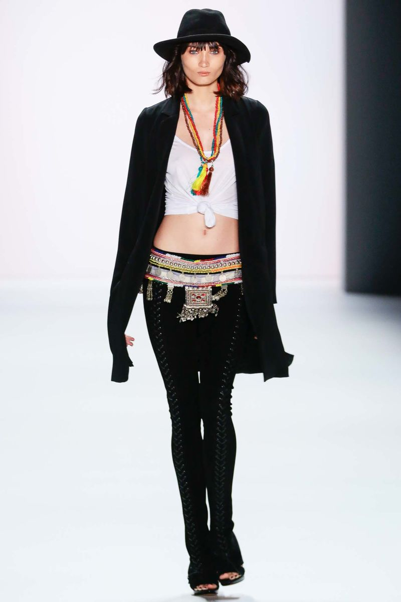 Berlin Fashion Week  Promotes A Life Style Of